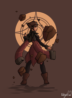 New Champion: Taliyah by Poutie