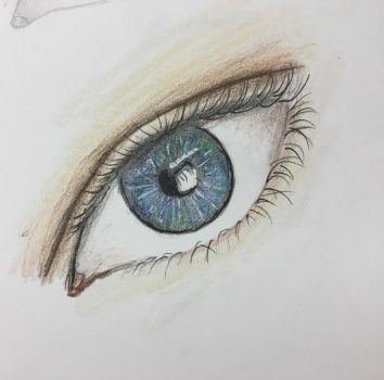 Lunchtime eyeball by faustina2000