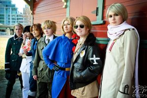 Hetalia: There's the Earth by LiquidCocaine-Photos