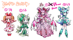 [Closed] Adopt - (PointOK) keeping adopts sale (3) by ANJAP93-adopts