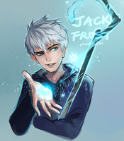 [ROTG] Jack Frost by CHAYI105
