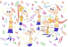 Phineas Flynn. by Pinky1babe