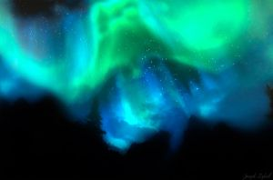 Northern Lights by HarelForge