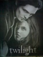 Twilight Charcoal Paint by Ronell-KiRA-Reyes