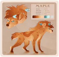 Maple Reference - 2016 by MapleSpyder