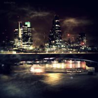 Waterloo bridge by lostknightkg