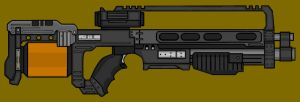 StA-52 Assault Rifle by CzechBiohazard