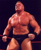 Brock Lesner HOT Bulge by englishxmuffin