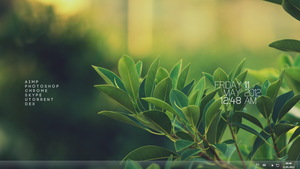 My Spring Desktop by MondoteQ