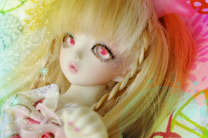 Winter Flower III by AidaOtaku-BJD