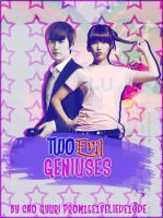 Two Evil Geniuses [Story Poster] by Prom15e13elieve10ve