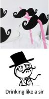 Like a Sir by kaihim