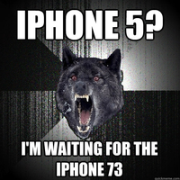 IPHONE 5? by XEPICTACOSx