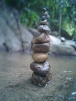 Rock Balancing by mohdsyukri83
