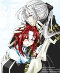 Trinity Blood: In your arms by Nardhwen