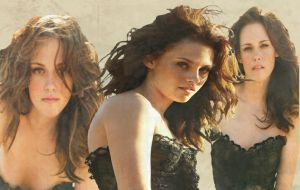 Kristen Stewart Layout by SunnyBlueDay