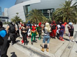AX2014 - Marvel/DC Gathering: 127 by ARp-Photography