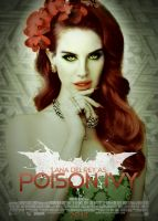 Lana Del Rey as Poison Ivy by MiSunKwon