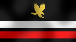 Alt. Egyptian flag by AY-Deezy