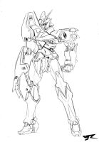 Request: Gundam by Rekkou