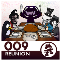 Monstercat Album Cover 009: Reunion by petirep