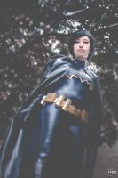 Cassandra Cain Color by JeproxShots