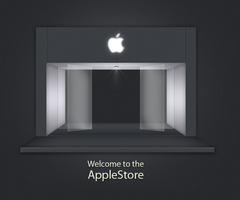 Apple Store by OmarMootamri