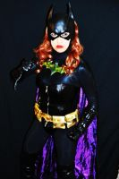 Batgirl Cosplay - Let's do this! by ozbattlechick