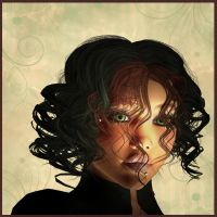Whimsically Pensive by katlienc