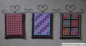 Amish Quilts by berlynnwohl