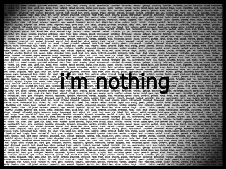 im nothing by enigmatic