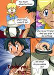 Love poison Amourshipping doujin 9 by hikariangelove
