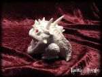 LARP PET: Albinus Silente  custom Squig II by FantasyForgeLARP
