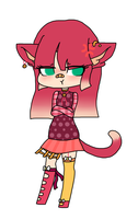  CLOSED  - Chibi Adoptable -   AUCTION   by Kimimochi