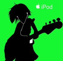 iPod by aluminumcandy