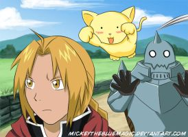 FMA - Look behind you by mickeythebluemagic