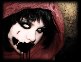 Little Red Rotting Hood by CassielsSprite