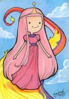 PSC: Princess Bubblegum by skardash