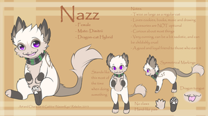 Nazz Ref Sheet by NocKynthesis