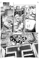 Amazing Spider-Man 665 page by Frisbeegod