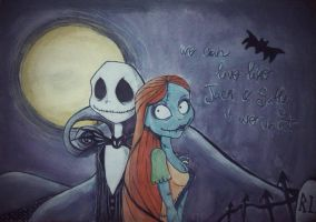 we can live like Jack and Sally if we want. by Frankienstein