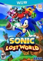 Sonic lost world WII U by sira-the-hedgehog
