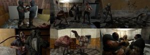 L4D + L4D2 - Infected Meeting by tankhawk500