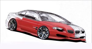 BMW Design WIP by Renet555
