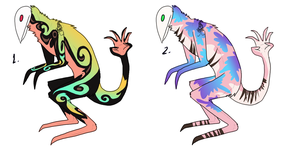 Lsha'a Adopts Batch 3 [CLOSED] by Squidoptables