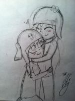 Hug For Milan :heart: by TheRealTDAGeena