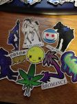 Bromance Stickers by rei-0
