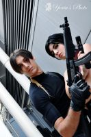 The bad guys Resident Evil Cos by PrincessRiN0a