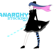 PSwG - anarchy stocking by the-star-samurai