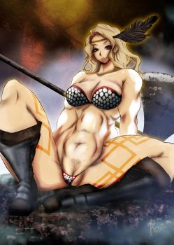 Dragon's Crown Amazon by 1ROO2013